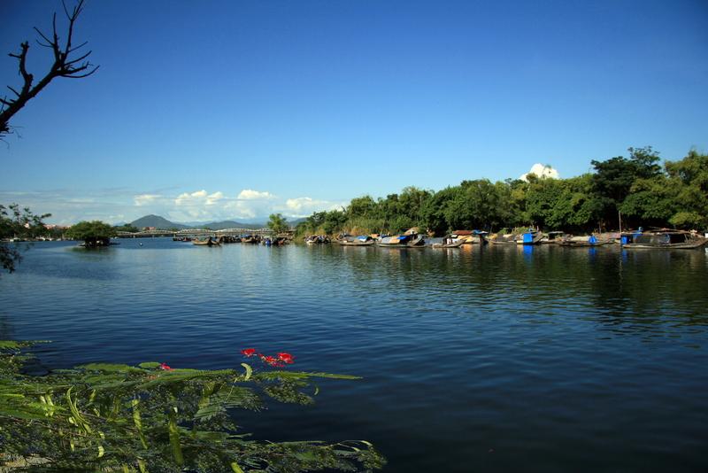 ароматная река Хюэ