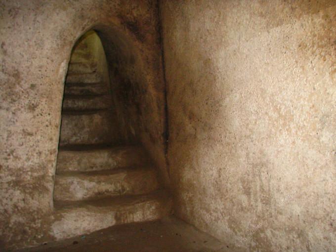 тоннели Кучи