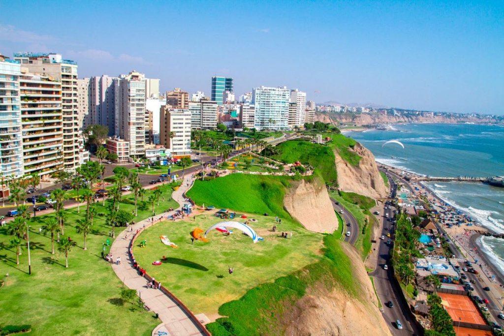 столица Перу Лима