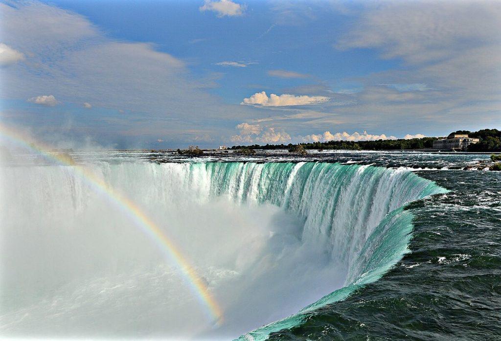 Неагарский водопад