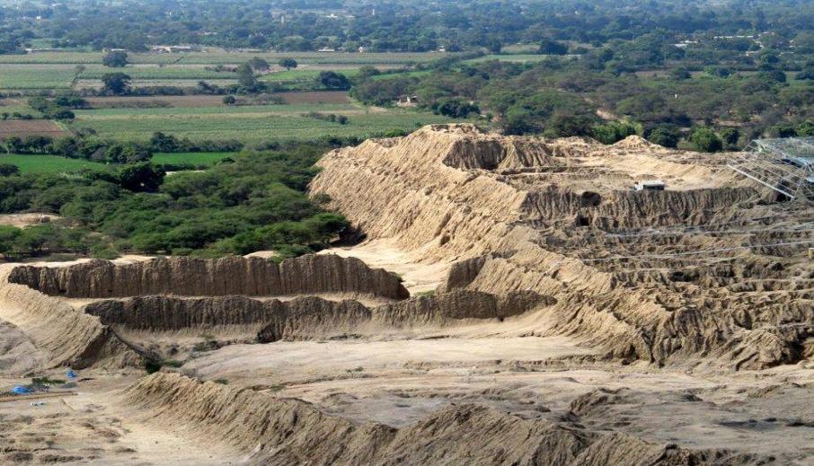 долина пирамид Ламбайеке