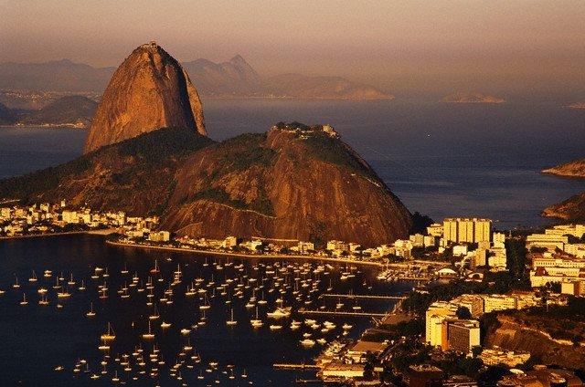 Сахарная головв Рио