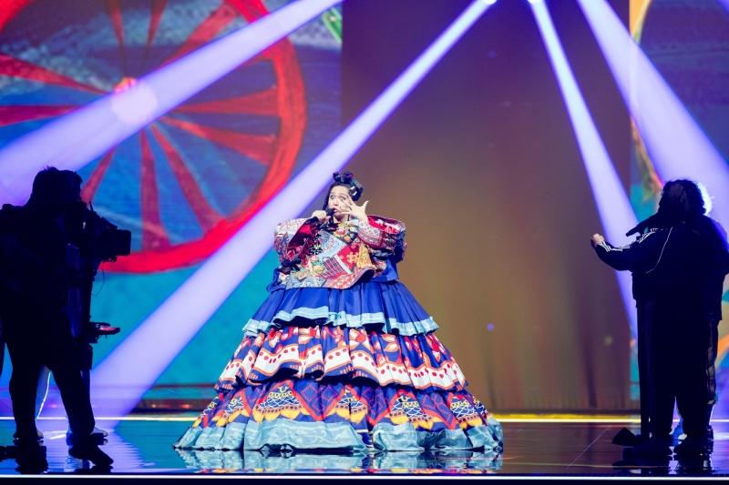 Певица Манижа пожаловалась на критику ее песни для Евровидения